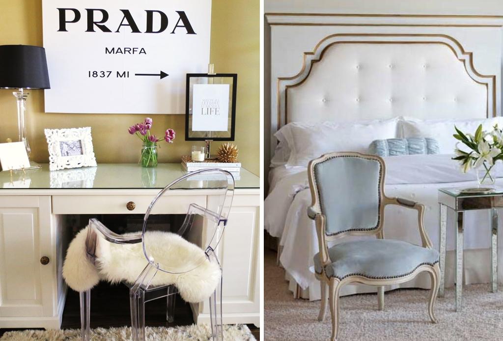 8 ideas para darle un toque francés a la decoración de tu hogar - decoration-french