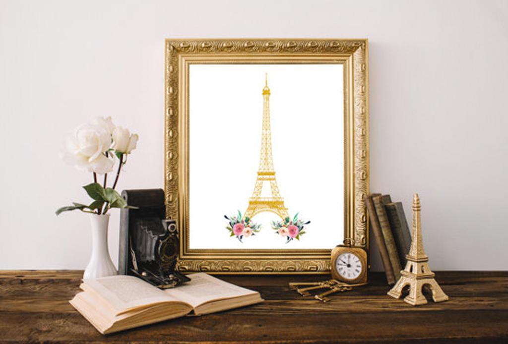 8 ideas para darle un toque francés a la decoración de tu hogar