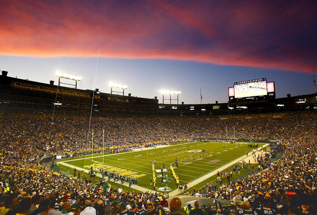 Los 7 estadios más lujosos de la NFL - estadios-mas-lujosos-packers