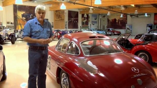 5 coleccionistas con más autos en el mundo - jay-leno-1024x576