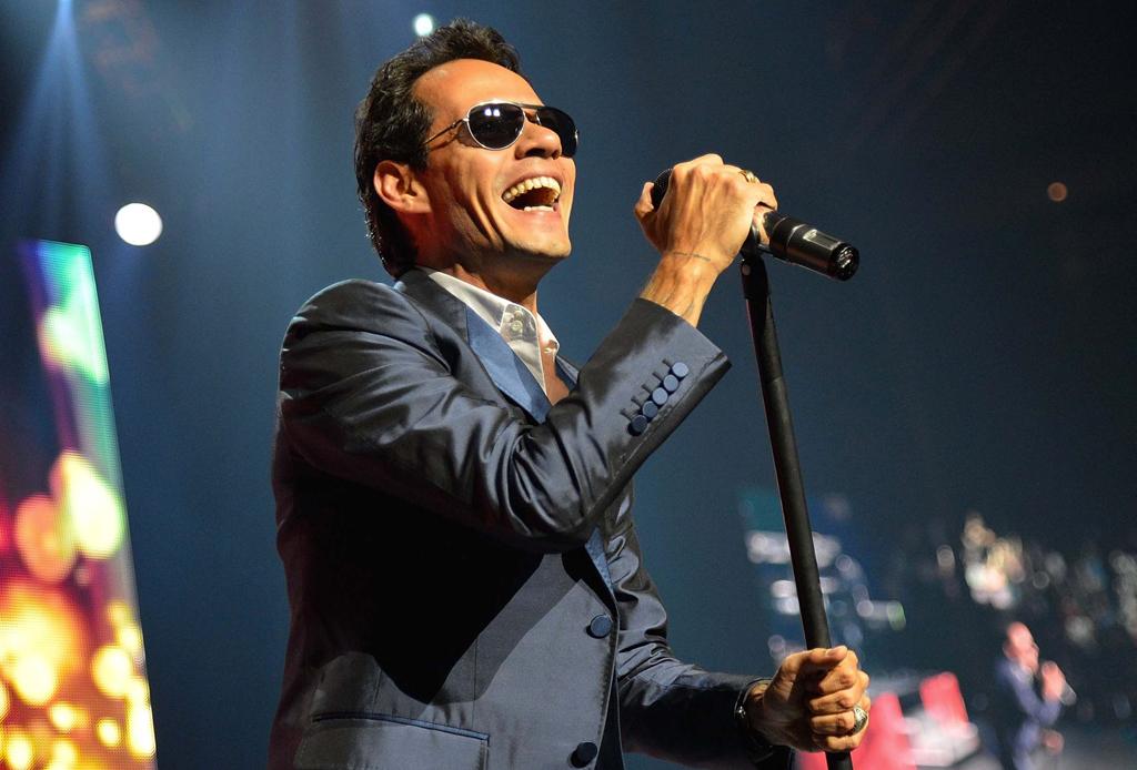 Los conciertos que NO te puedes perder en la Ciudad de México - marc-anthony