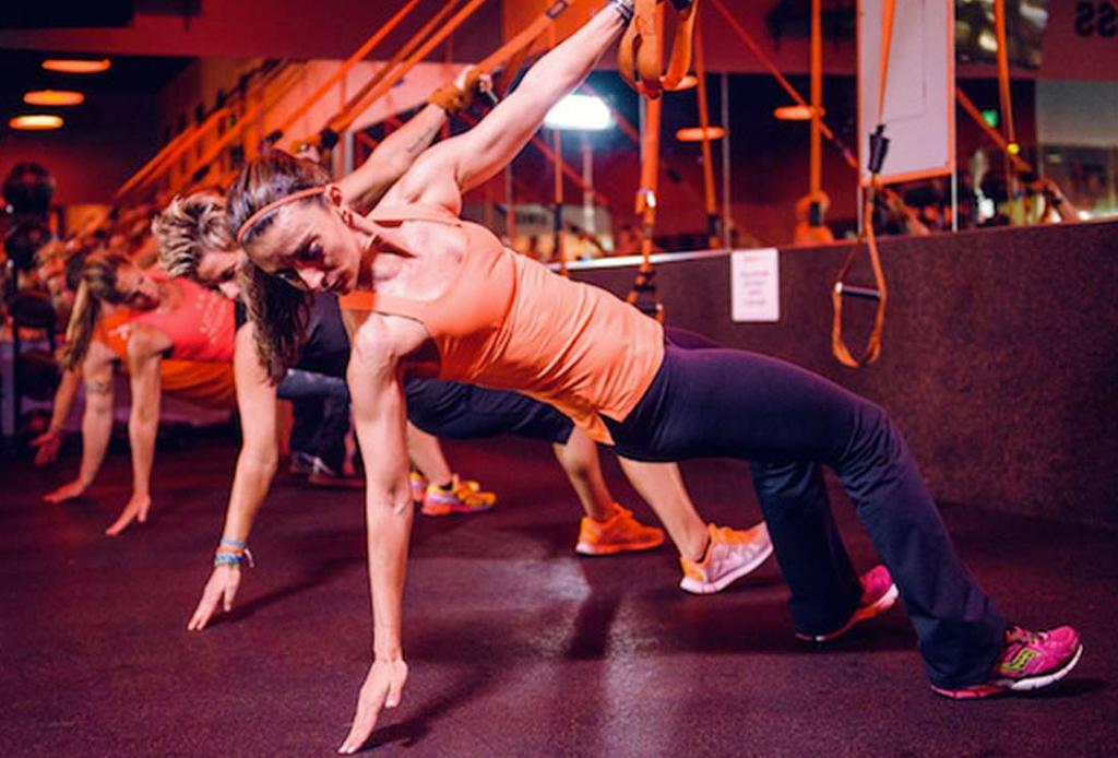 Orangetheory Fitness: un entrenamiento diferente - ot