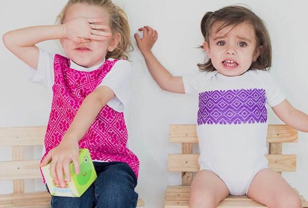 ¡Por fin una colección para bebés con bordados mexicanos! - agua1-1024x694