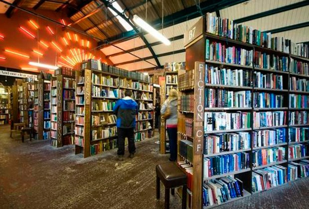 Estas son la librerías más impresionantes del mundo - barter-books-1024x694