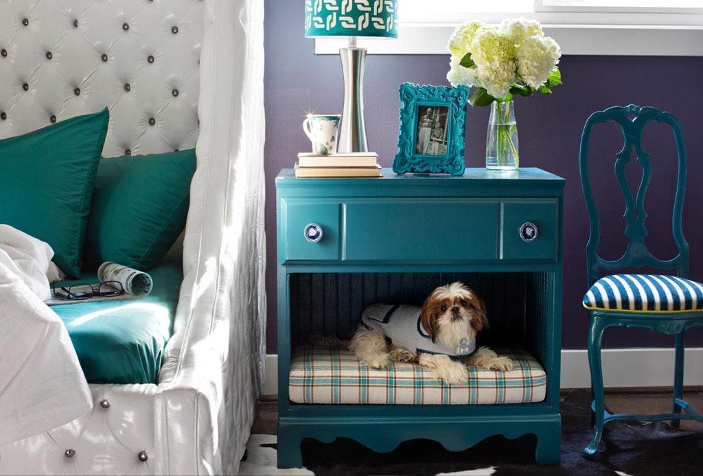 camas muy originales para consentir a tu perro