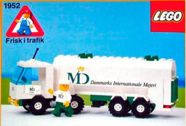 Los 7 sets de Lego más caros del mundo - camion-de-leche-lego-1024x694