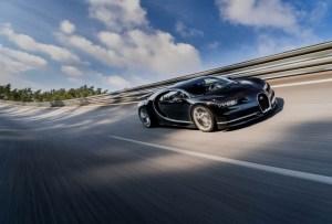 Bugatti Chiron es el coche de un auténtico gentleman