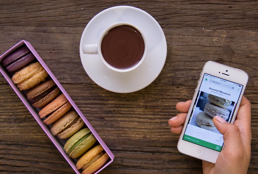 Las 5 apps foodies que necesitas para cualquier viaje - foodspotting