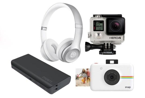 8 productos clave que necesitas para vivir al máximo tu vacación - gadgets-vacaciones-copia-1024x694