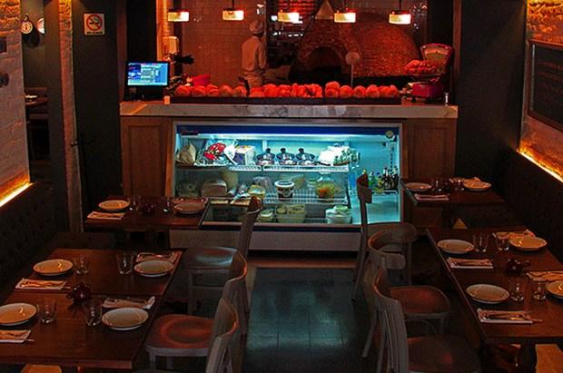 Los 10 restaurantes más acogedores de la Roma - la-macelleria-1024x679