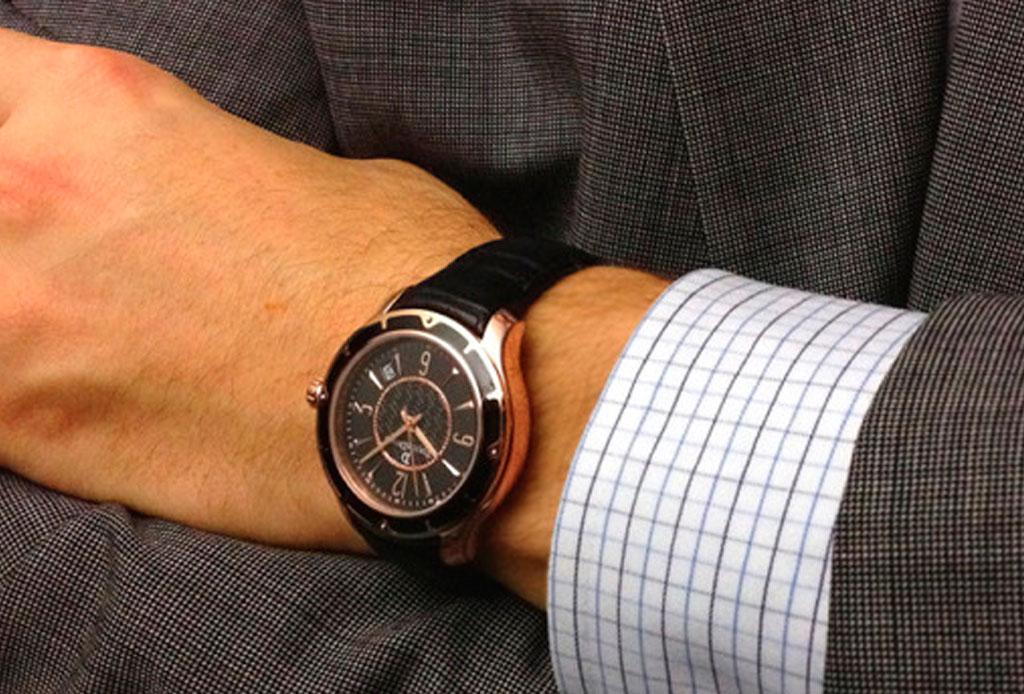 ¿Cuáles son los relojes que usan las celebridades?