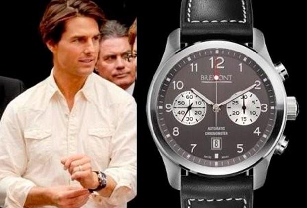 ¿Cuáles son los relojes que usan las celebridades? - tom-cruise-bremont-1024x694