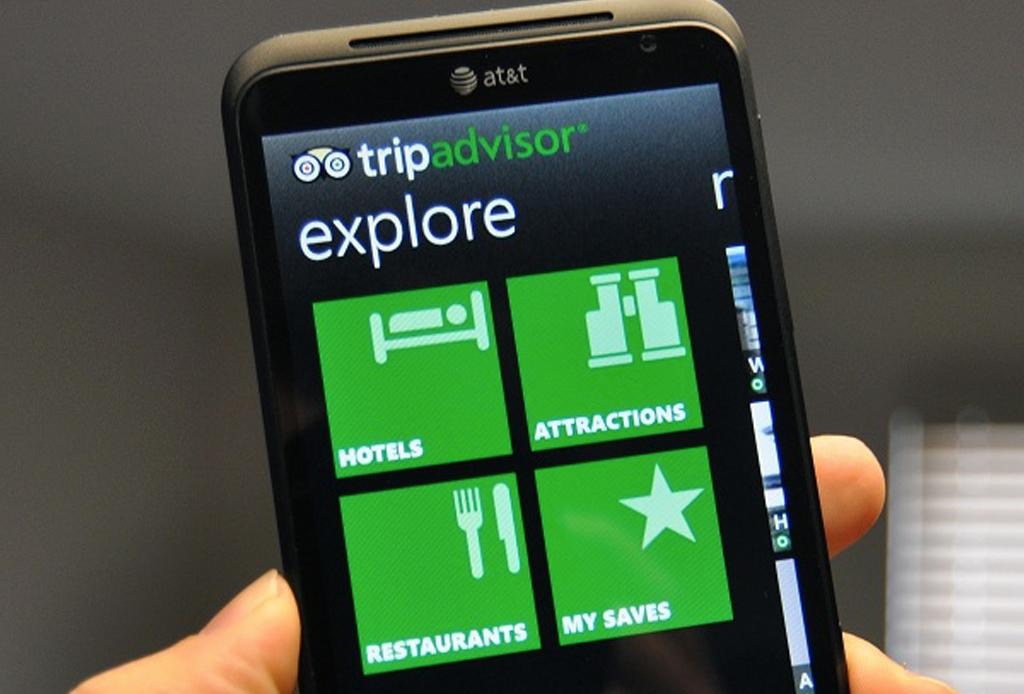 Las 5 apps foodies que necesitas para cualquier viaje - tripadvisor