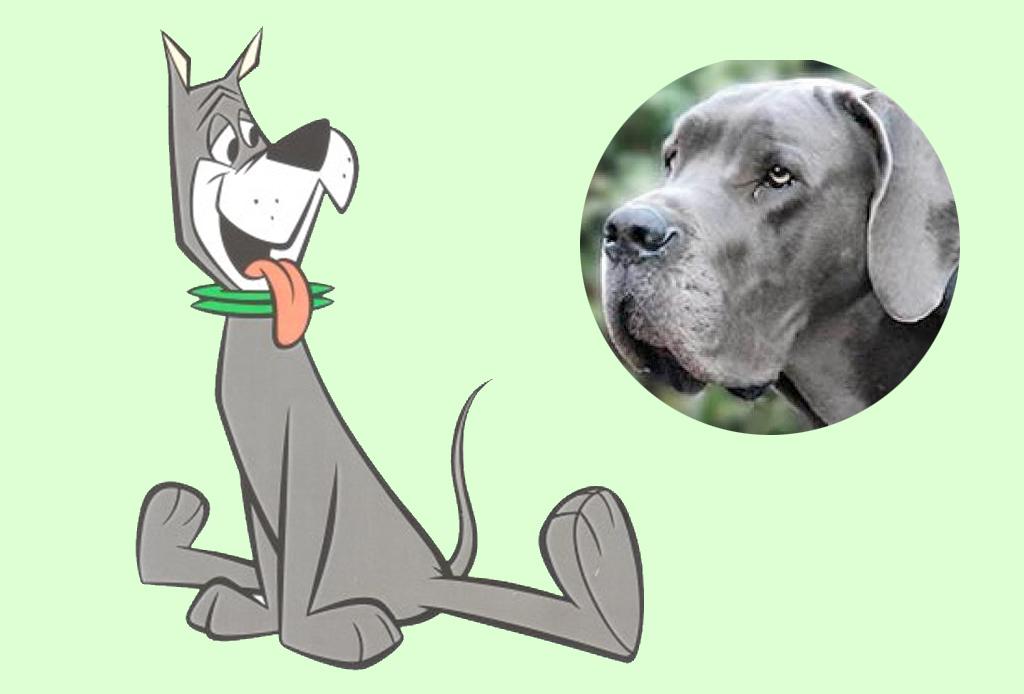Las razas de perros más famosas de las caricaturas - astro