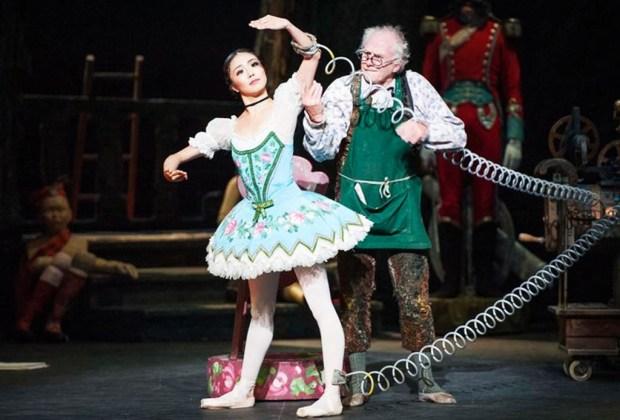 #CulturalFriday: Coppélia, el ballet que deslumbrará Bellas Artes - coppelia1-1024x694