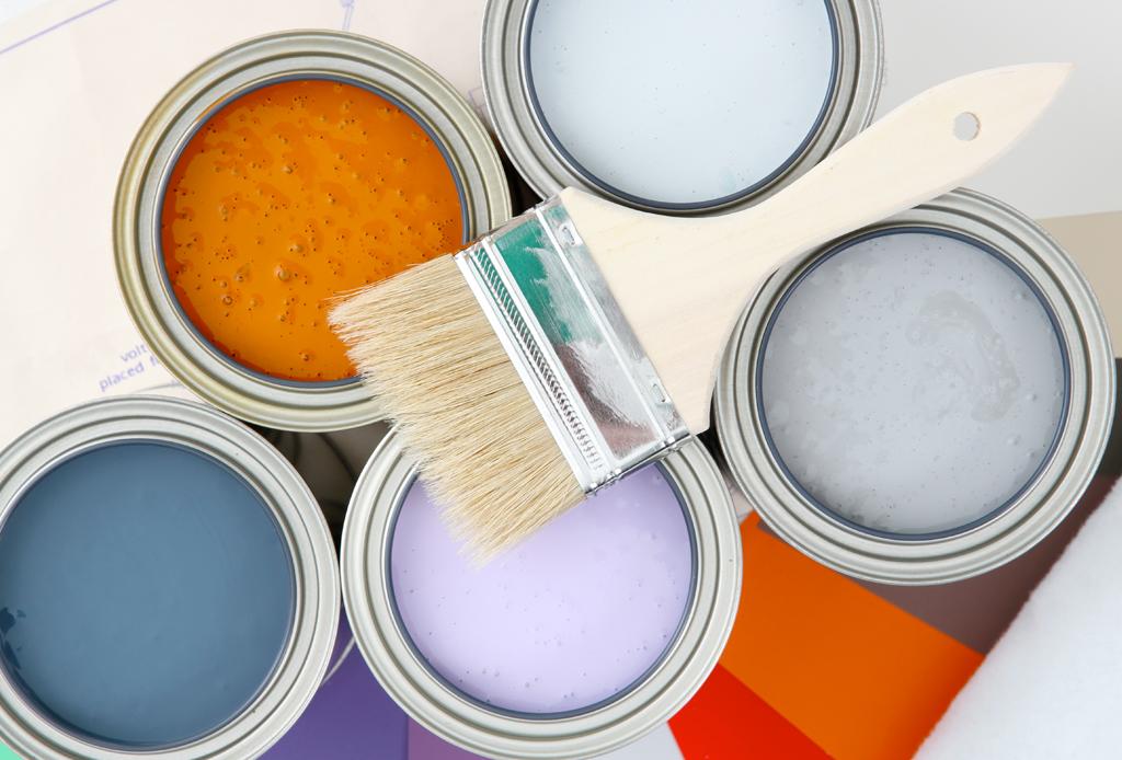 7 pasos para transformar tu habitación con la tendencia Ombré - ombre-decor