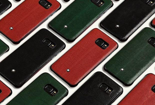 Las fundas de Montblanc y Samsung vestirán a tu celular de elegancia - samsung-lizard-covers-1024x694