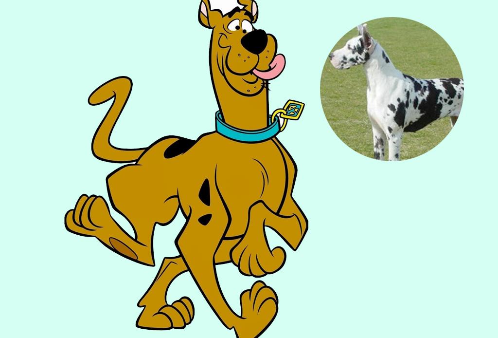 Las razas de perros más famosas de las caricaturas