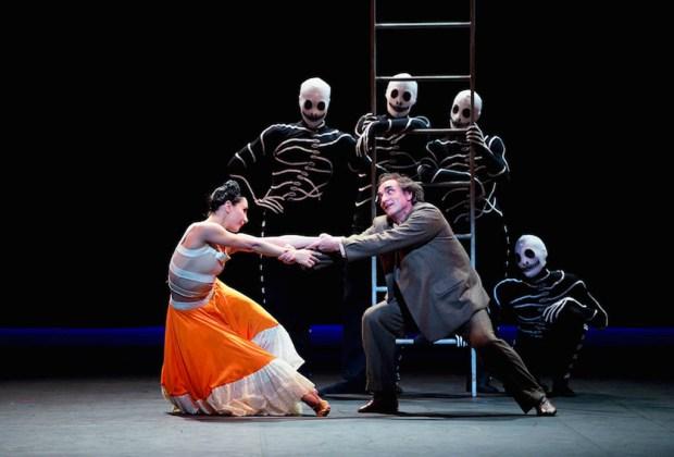Conoce el espectáculo de ballet sobre la vida de Frida Kahlo - shesaid6-1024x694