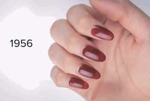 100 años de estilos de uñas en tan solo 2 minutos