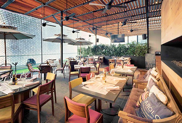 10 restaurantes con impresionantes vistas de la cdmx for Juego terraza jumbo
