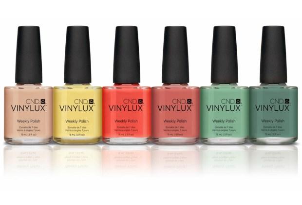 10 marcas de esmaltes de uñas que DEBES probar - cnd-vinylux-1024x694