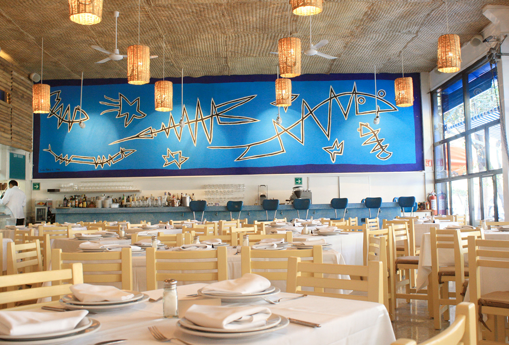 10 restaurantes donde celebrar a mamá - contramar