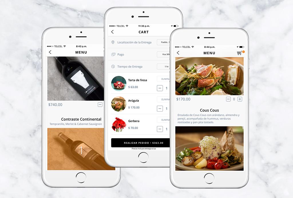 Kitzen: La app mexicana de food delivery más exclusiva - kitzen-7