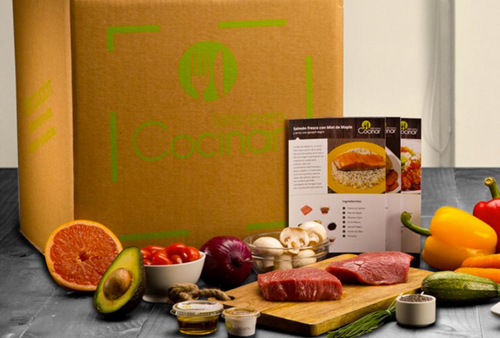 5 servicios de food box que envían los ingredientes exactos para preparar tu comida - listo-para-cocinar