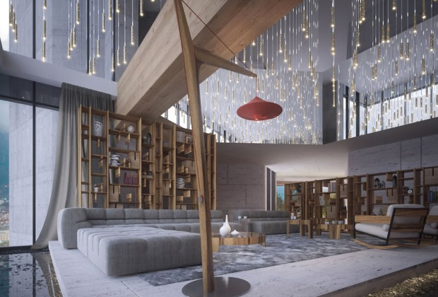 Descubre los 5 mejores hoteles en Monterrey - liveaqua-monterrey-1024x694
