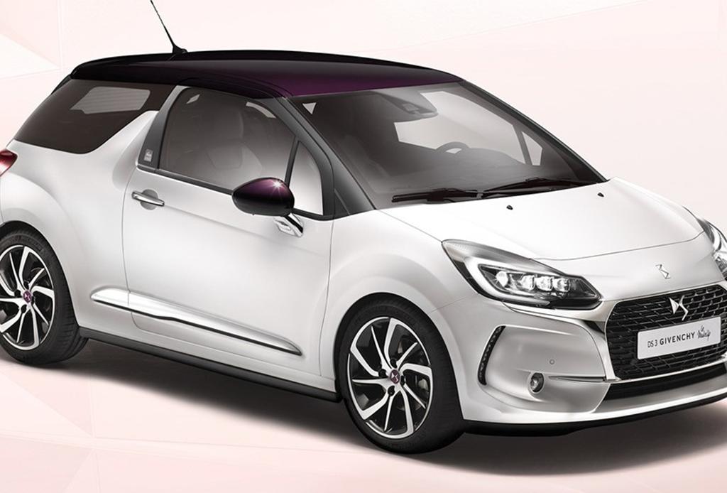 ¿Autos y maquillaje? Claro, cortesía de Givenchy y Citröen - nuevo-carro-ds3-citroen-givenchy-le-makeup