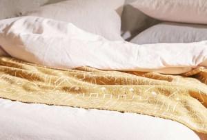 Los beneficios de dormir entre sábanas de lino