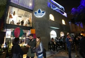 Conoce la primera flagship store de Adidas en México