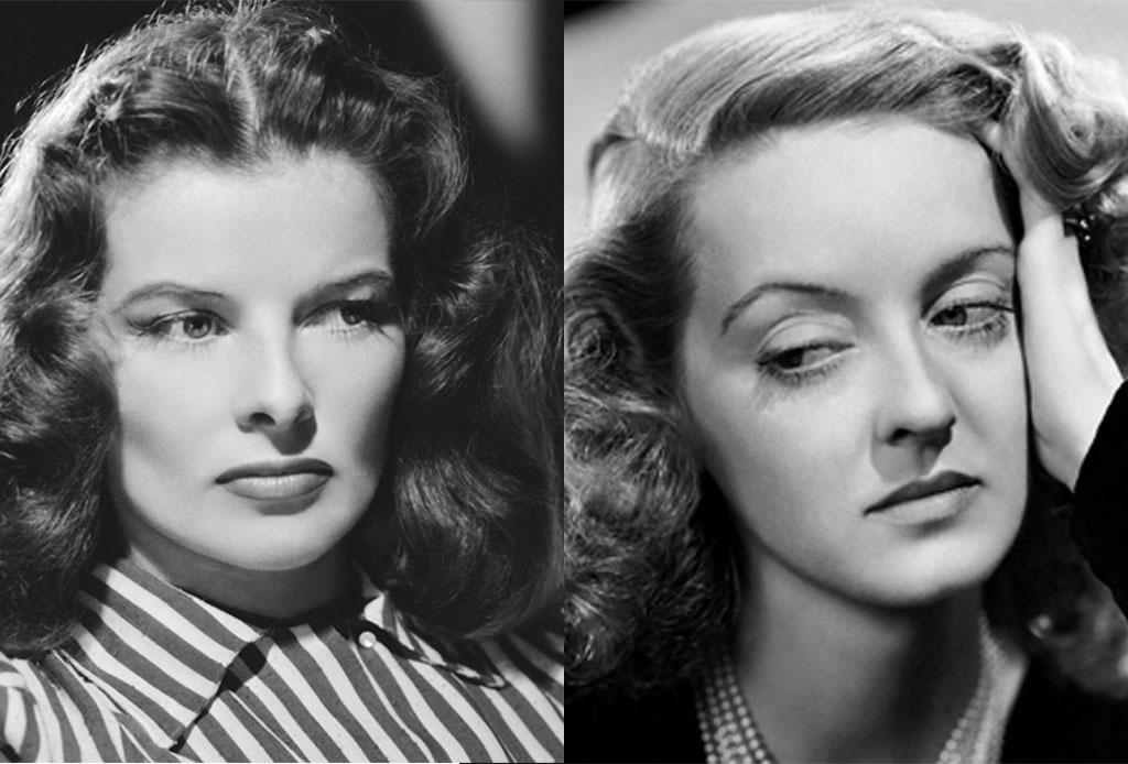 10 cosas que probablemente no sabías de Meryl Streep - bette-davis-katherine-hepburn