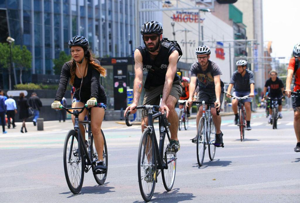 8 planes para hacer en pareja en la CDMX - bicicleta-1
