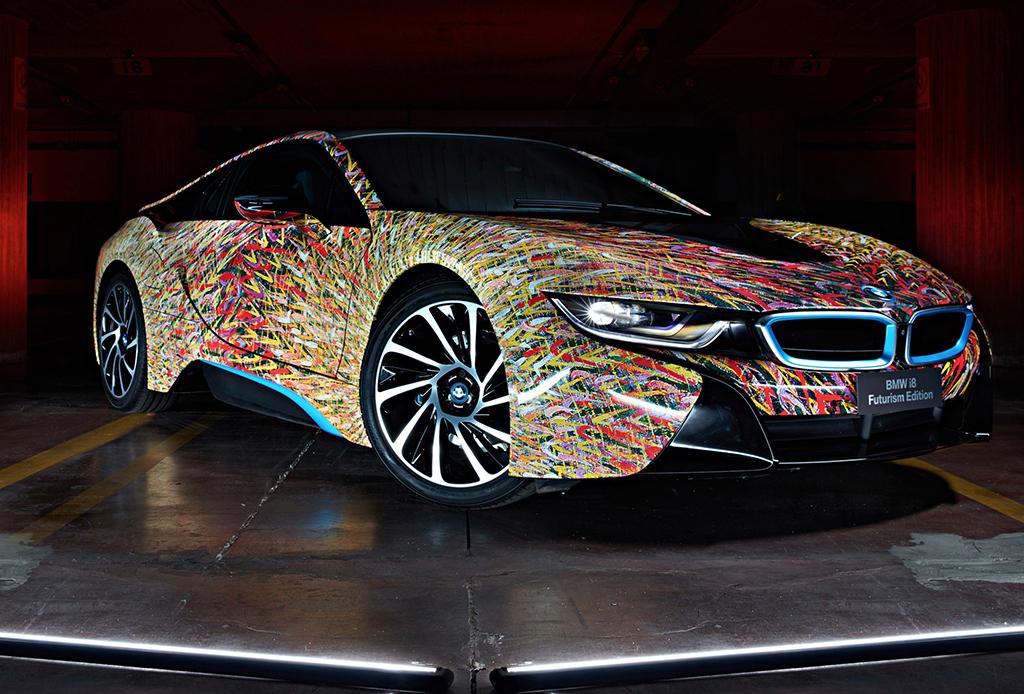 Más cerca del futuro con el nuevo modelo de BMW