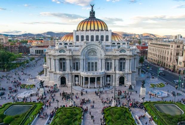 ciudad de mexico palacio de bellas artes cdmx