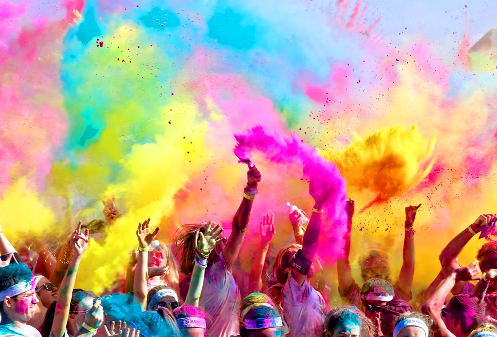 #RunningMonday: No te pierdas The Color Run en Interlomas