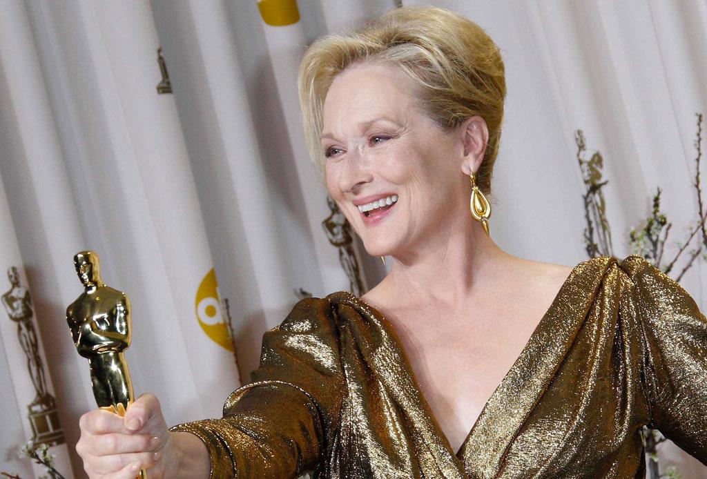 10 cosas que probablemente no sabías de Meryl Streep - meryl-oscar