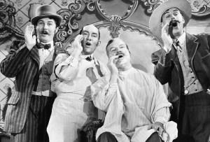 Barbershop: la música que inició en las barberías