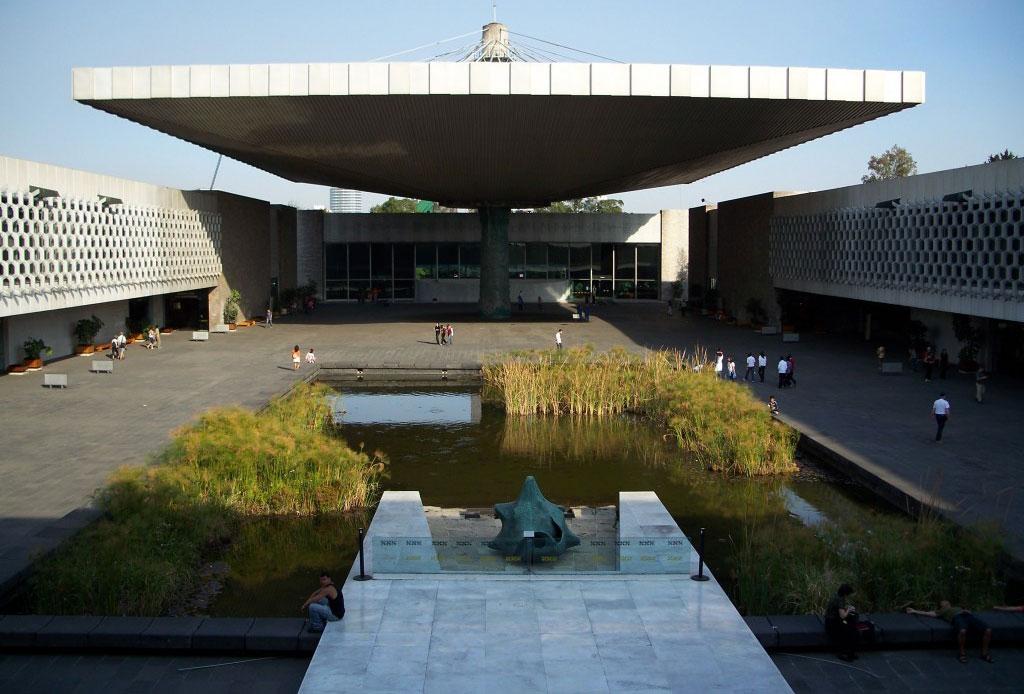 42 lugares para un inolvidable tour arquitectónico por la CDMX - antropologia