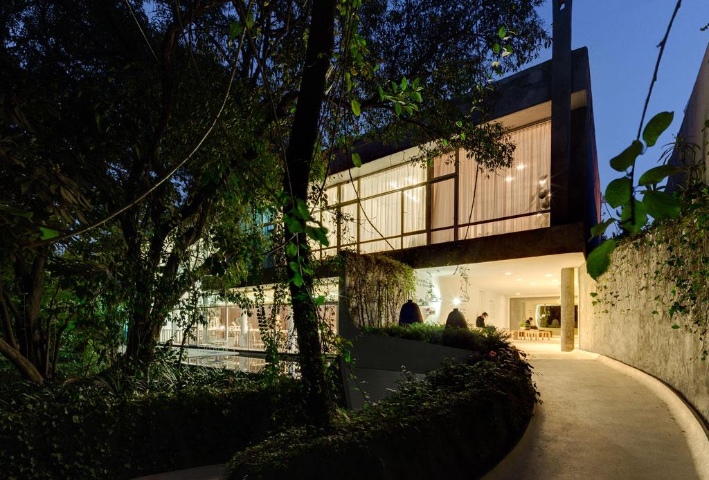 42 lugares para un inolvidable tour arquitectónico por la CDMX - archivo-disencc83o-arquitectura