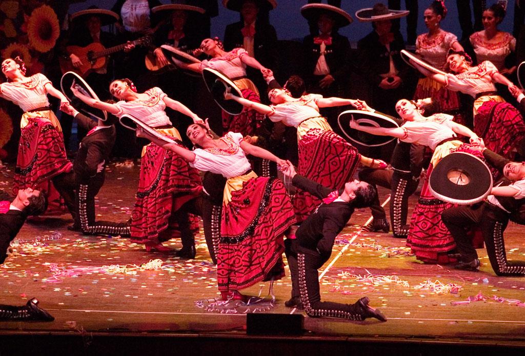 Ballet Folklórico de México de Amalia Hernández - ballet-folklorico-amalia-hernandez