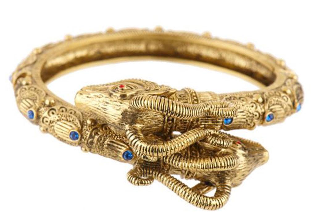 El estilo de Jackie Kennedy a través de sus joyas - bracalete-rams