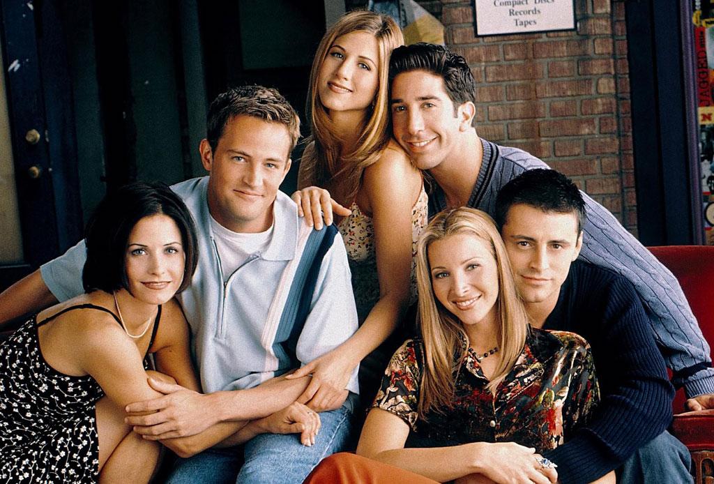 """14 datos que probablemente no sabías de la serie """"Friends"""" - cast-friends"""