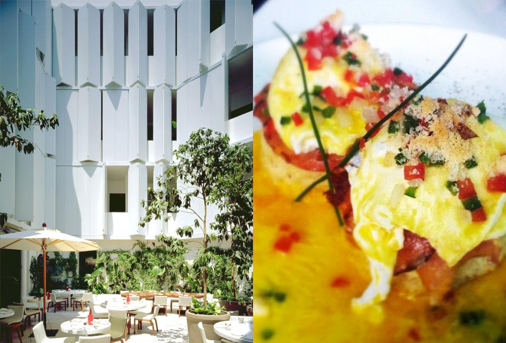Descubre los mejores huevos benedictinos de la CDMX - condesa-df
