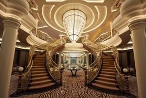 El crucero más fascinante y exclusivo del mundo
