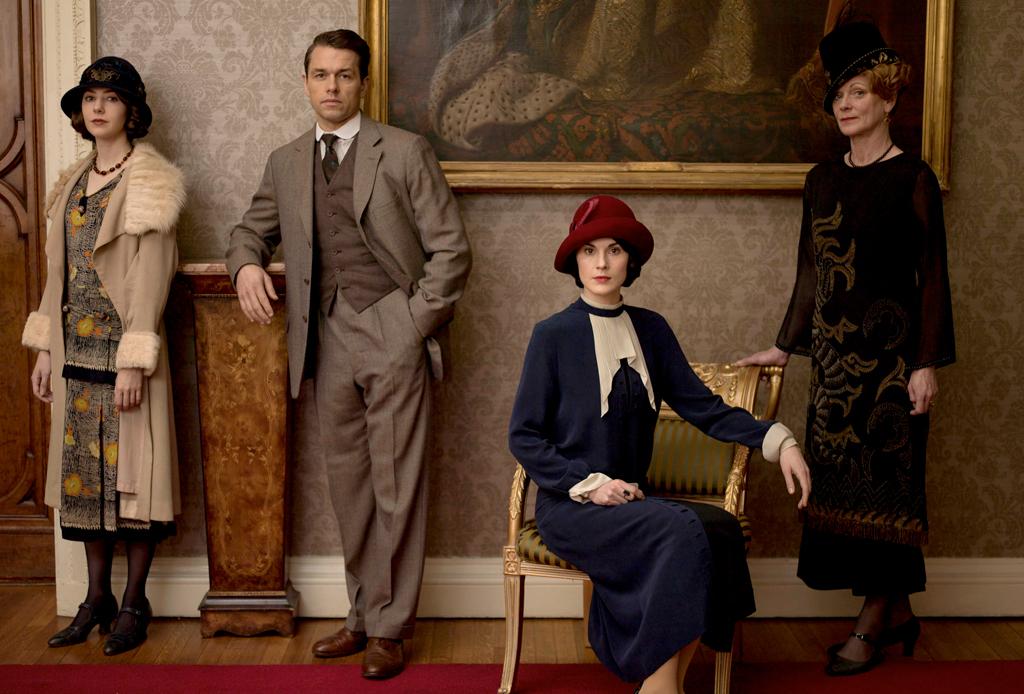 Un departamento al estilo Downton Abbey está a la venta - downton-abbey