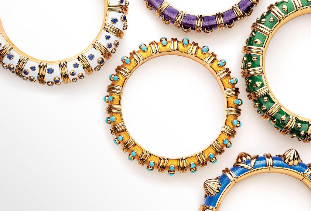 El estilo de Jackie Kennedy a través de sus joyas - jackie-bacelets