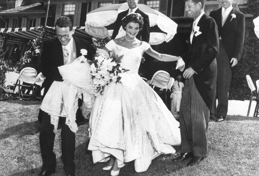 El estilo de Jackie Kennedy a través de sus joyas - jacqueline-kennedy-boda